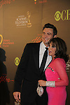 The Young and The Restless Kate Linder and Daniel Goddard at the 38th Annual Daytime Entertainment Emmy Awards 2011 held on June 19, 2011 at the Las Vegas Hilton, Las Vegas, Nevada. (Photo by Sue Coflin/Max Photos)