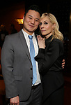 Judith Light with her manager attends the 2019 DGF Madge Evans And Sidney Kingsley Awards at The Lambs Club on March 18, 2019 in New York City.