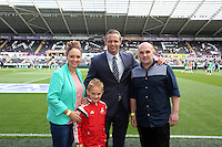 Pictured: Club ambassador Lee Trundle. Saturday 23 August 2014<br />