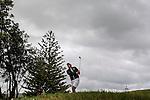 Pieter Zwart during the Autex Muriwai Open, Muriwai Golf Club, Auckland, Sunday 1 May 2016. Photo: Simon Watts/www.bwmedia.co.nz