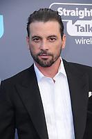 11 January 2018 - Santa Monica, California - Skeet Ulrich. 23rd Annual Critics' Choice Awards held at Barker Hangar. <br /> CAP/ADM/BT<br /> &copy;BT/ADM/Capital Pictures