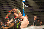 2016-04-02 WSOF30 Hard Rock Hotel & Casino hosts the World Series of Fingting 30 featuring Vinnie Magalhaes (W) Blue Shorts vs Jake Heun
