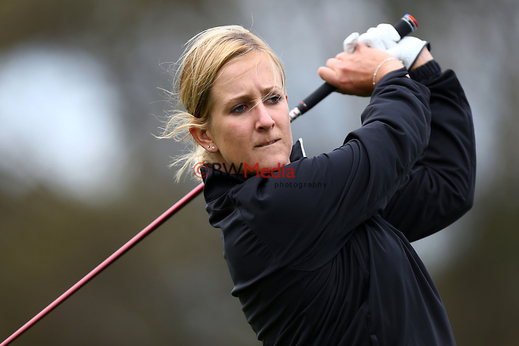 Zoe Brake. Espirito Santo Team Photoshoot, Royal Auckland Golf Course, Manukau, Auckland, Friday 8 August 2014. Photo: Simon Watts/www.bwmedia.co.nz <br /> All images &copy; NZ Golf and BWMedia.co.nz