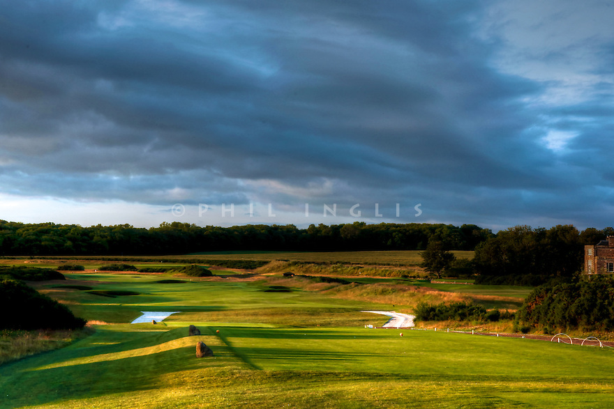 Archerfield - Dirleton Links. Designed by David J Russell. Photo Credit / Phil Inglis.....