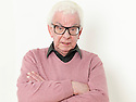 Barry Cryer , commedian and writer  who regularily appears in I'm Sorry I haven't a Clue on Radio. CREDIT Geraint Lewis