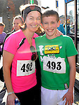Evelyn and Alan Connor who took part in the Saint Vincent de Paul sponsored 5Km run. Photo: Colin Bell/pressphotos.ie