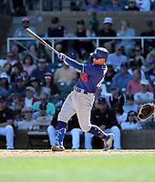 Matt Beaty - Los Angeles Dodgers 2020 spring training (Bill Mitchell)