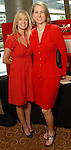 Lori Hillman and Susan Hansen at the American Heart Association Go Red for Women luncheon at the InterContinental Houston Monday May 04,2009.  (Dave Rossman/For the Chronicle)