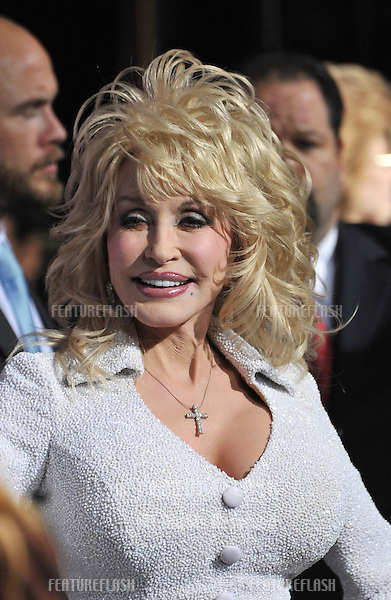 "Dolly Parton at the world premiere of her new movie ""Joyful Noise"" at Grauman's Chinese Theatre, Hollywood..January 9, 2012  Los Angeles, CA.Picture: Paul Smith / Featureflash"