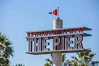 Downtown Redondo Beach at the Pier
