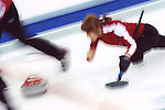 Curling, disciplina olimpica invernale. Curling, winter olympic discipline.