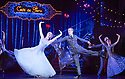 Mathew Bourne's Cinderella. Directed and Choreographed by Matthew Bourne.With Ashley Shaw as Cinderella, Andrew Monaghan as Harry ,The Pilot.Opens at Sadler's Wells Theatre on 19/12/17. EDITORIAL USE ONLY