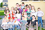 Some of the crowd that attended the Ballyspillane community disco in the community centre on Friday evening   Copyright Kerry's Eye 2008