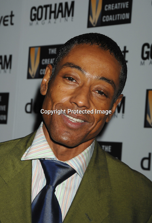 Giancarlo Esposito..arriving at The Creative Coaltion's 2006 Spotlight and Christopher Reeve First Amendment Awards Gala hosted by ..Gotham Magazine on December 18, 2006 at Duvet in New York...Robin Platzer, Twin Images