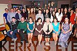 Aoife Fleming from Rathanny, Kielduff celebrating her 21st with family and friends at O'Riadas Bar on Saturday