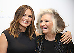 Mariska Hargitay and Shelia Nevins attends The 7th Annual Elly Awards at The Plaza Hotel on June 19, 2017 in New York City.