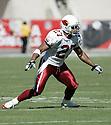 David Macklin during the Cardinals v. Saints football game on October 3, 2004.Cardinals win 34-10..Dilip Vishwanat / SportPics