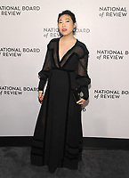 NEW YORK, NEW YORK - JANUARY 08: Awkwafina attends the 2019 National Board Of Review Gala at Cipriani 42nd Street on January 08, 2019 in New York City. <br /> CAP/MPI/JP<br /> &copy;JP/MPI/Capital Pictures