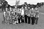Karene and Cory's Hawaiian Wedding at Blue Rock Springs.  More info at https://www.bluerockspringsgolf.com/