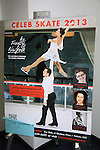 Ice Theatre of New York's Celeb Skate 2013 on June 9, 2013 at the Sky Rink at Chelsea Piers, New York City, New York. (Photo by Sue Coflin/Max Photos)