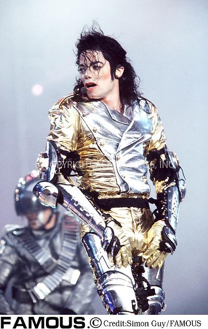 WWW.ACEPIXS.COM . . . . .  ..... . . . . US SALES ONLY . . . . .....June 25 2009....File pictures of singer Michael Jackson dies today following a cardiac arrest at his home on June 25 2009 in LA......Please byline: FAMOUS-ACE PICTURES... . . . .  ....Ace Pictures, Inc:  ..tel: (212) 243 8787 or (646) 769 0430..e-mail: info@acepixs.com..web: http://www.acepixs.com