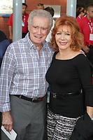 Regis Philbin, Joy Philbin, 2014, Photo By John Barrett/PHOTOlink
