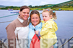 Enjoying the day at the Cahersiveen Regatta were Julianne Quinn, Tina & Sarah O'Connor.