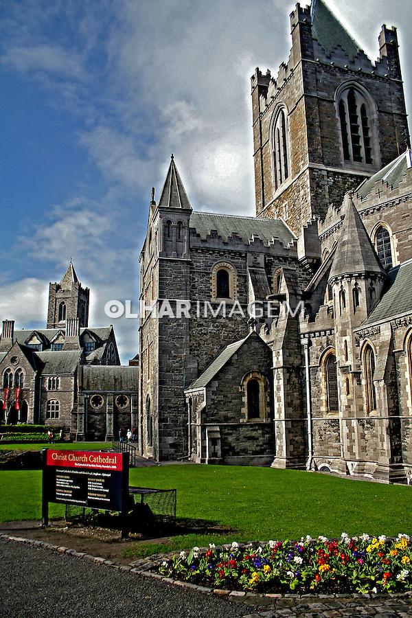 Christchurch em Dublin. Irlanda. 2007. Foto de Marcio Nel Cimatti.