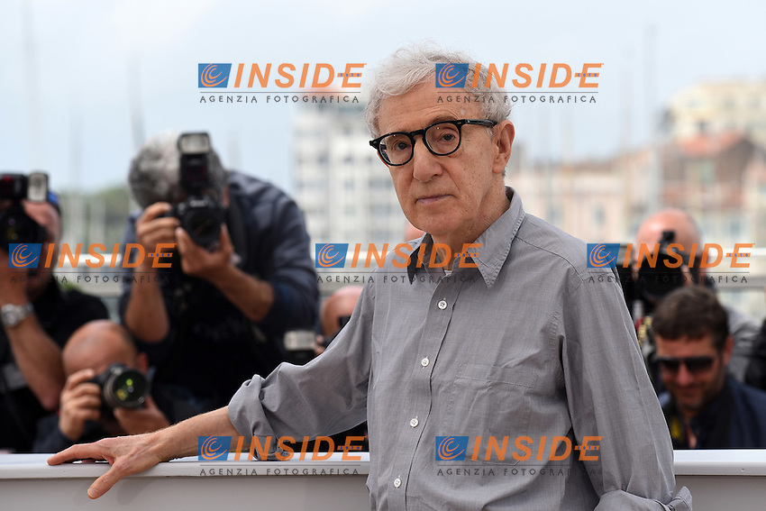 Woody Allen<br /> Festival di Cannes 2016 <br /> Foto Panoramic / Insidefoto