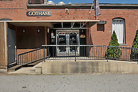 The New Location, Gotham Cafe (formerly Gotham City) on East Street New Haven CT