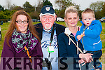Ballylongford Races: Attending Ballylongford races on Sunday last were Joanne Blake, Gerry Mullin, Linda Holly & Tadgh Hickey.