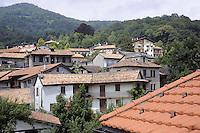 - il paese di Quarna di Sotto (Verbania)....- the Quarna di Sotto village (Verbania)......
