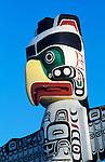 Totem Pole - Stanley Park   Vancouver, British Columbia