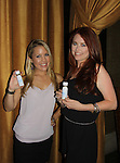 One Life To Live Kristen Alderson & Melissa Archer hold All-Natural Dream Water as they attended DivaGalsDaily soiree on June 8, 2011 at the Empire Hotel, New York City, New York. DivaGalsDaily is the premier site inspiring women around the globe to celebrate every living moment in a savvy, sophisticated and social way. The site offers interviews, tips, guidance and exclusive entry into the areas of celebrity, style, inspiration, romance, technology, TV & film, travel, and health. (Photo by Sue Coflin/Max Photos)