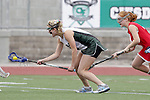 San Diego, CA 05/21/11 - Kaitlyn Couture (Coronado #18) in action during the 2011 CIF San Diego Division 2 Girls lacrosse finals between Cathedral Catholic and Coronado.