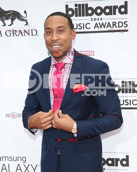 LAS VEGAS, NV - May 18 : Ludacris pictured at 2014 Billboard Music Awards at MGM Grand in Las Vegas, NV on May 18, 2014. ©EK/Starlitepics