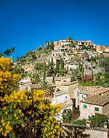 Spanien, Balearen, Mallorca, Kuenstlerdorf Deia | Spain, Balearic Islands, Mallorca, artist's village Deia