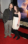 "HOLLYWOOD, CA. - December 07: Peter Jackson and daughter Katie Jackson attend the ""Lovely Bones"" Los Angeles Premiere at Grauman's Chinese Theatre on December 7, 2009 in Hollywood, California."