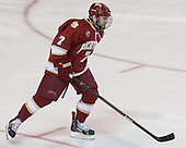 Will Butcher (DU - 7) - The Boston College Eagles defeated the University of Denver Pioneers 6-2 in their NCAA Northeast Regional semi-final on Saturday, March 29, 2014, at the DCU Center in Worcester, Massachusetts.