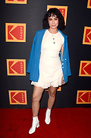 LOS ANGELES - FEB 15:  Chanel Gibbons at the 3rd Annual Kodak Film Awards at the Hudson Loft on February 15, 2019 in Los Angeles, CA