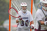 Los Angeles, CA 03/23/11 - ConnorDeVane (LMU #30) in action during the Illinois-LMU non conference MCLA game at Loyola Marymount University.