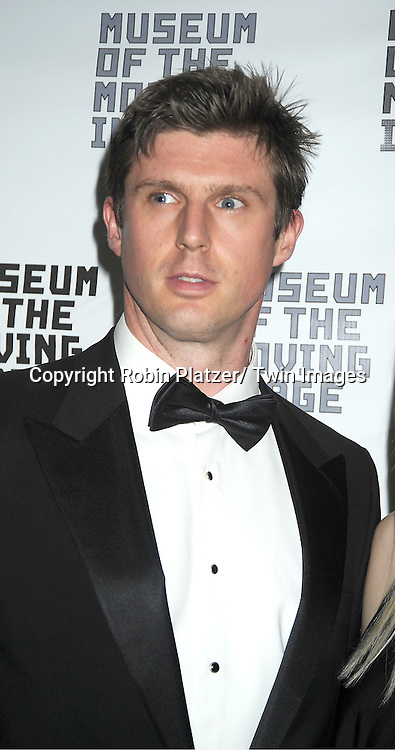 Matthew Reeve attends the Museum of the Moving Image Benefit honoring Philippe Dauman of Viacom, Randy Falco of Univision and George S Kaufman of Kaufman Astoria Studios on April 19, 2012 at The St Regis Hotel in New York City.