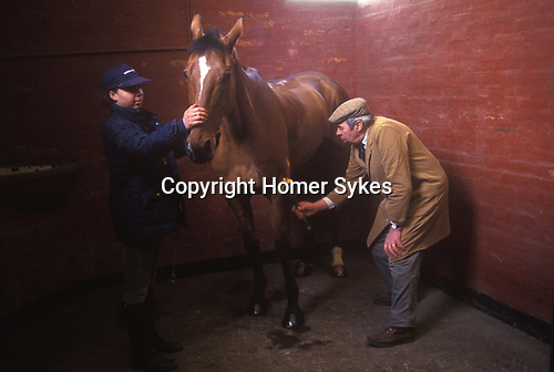 Badminton, Gloucestershire. 1995<br />