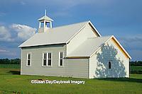 63804-01204 Allen's Schoolhouse near Kinmundy, IL