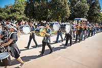 Eagle Rock High School Marching Band.<br />