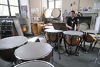 - Scuole Civiche di Milano, Scuola di Musica Claudio Abbado<br /> <br /> - Civic Schools of Milan, Music School Claudio Abbado