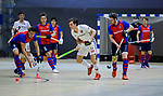 ROTTERDAM  - NK Zaalhockey . finale heren: SCHC-Amsterdam (2-2, SCHC wint shoot-outs) . Boris Burkhardt (Adam)    COPYRIGHT KOEN SUYK
