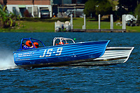"JS-7 ""Rolling Thunder""  and JS-9 ""Kentucky Blue""  (Jersey Speed Skiff(s)"