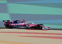 Lance STROLL (CAN) (SPORTPESA RACING POINT F1 TEAM) during the Bahrain Grand Prix at Bahrain International Circuit, Sakhir,  on 31 March 2019. Photo by Vince  Mignott.