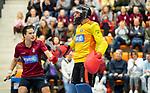 ROTTERDAM  - NK Nacompetitie Zaalhockey .  HCKZ-Gooische Heren.   COPYRIGHT KOEN SUYK